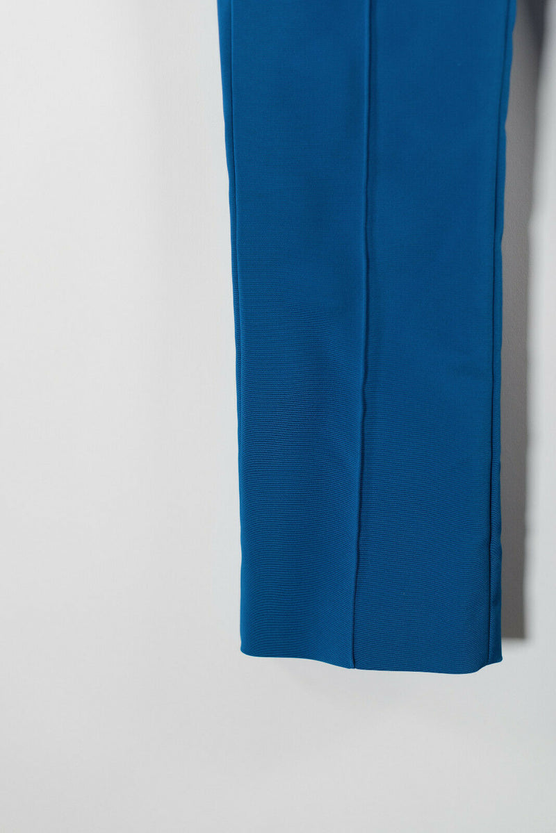 Sportmax Code Size 2 Blue Pleated Trousers