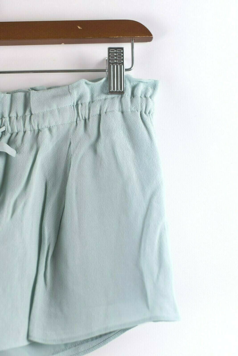 Wilfred Aritzia Womens Size Extra Small Saratoga Mint Green Shorts Montrouge NWT