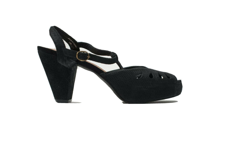 Jeffrey Campbell Womens Size 10 Black Platform Sandals