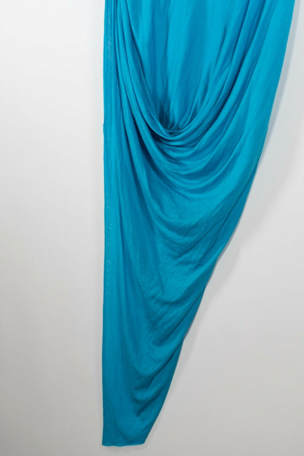 HELMUT Helmut Lang Womens Size Medium Blue Skirt Casual Skirt Maxi Midi Jersey