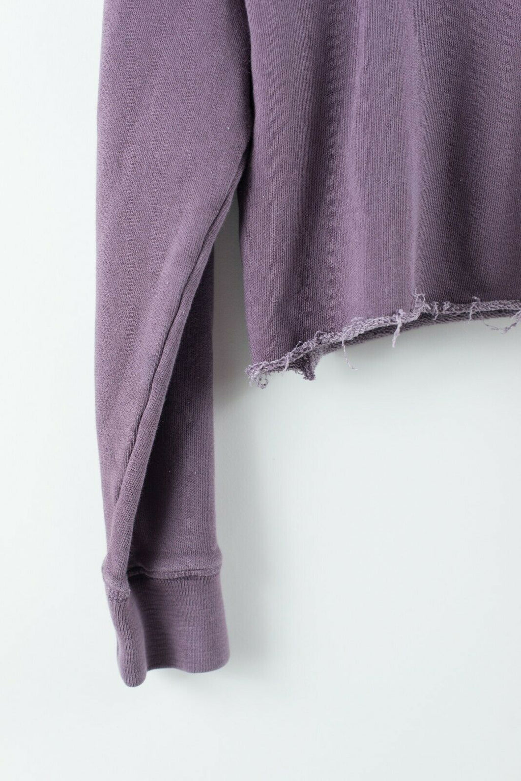Anthropologie Love Stories Intimates Womens Small Purple Pullover Sweater Top
