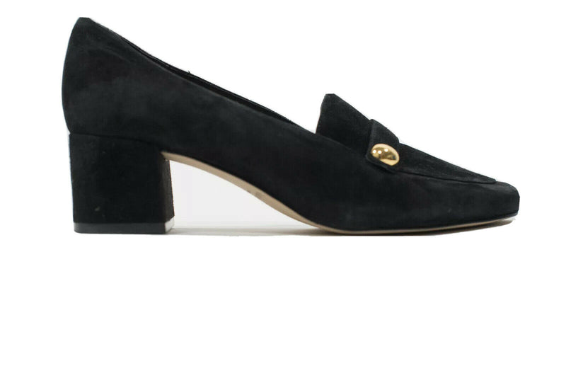 Kate Spade Womens Size 10 Black Suede Pumps