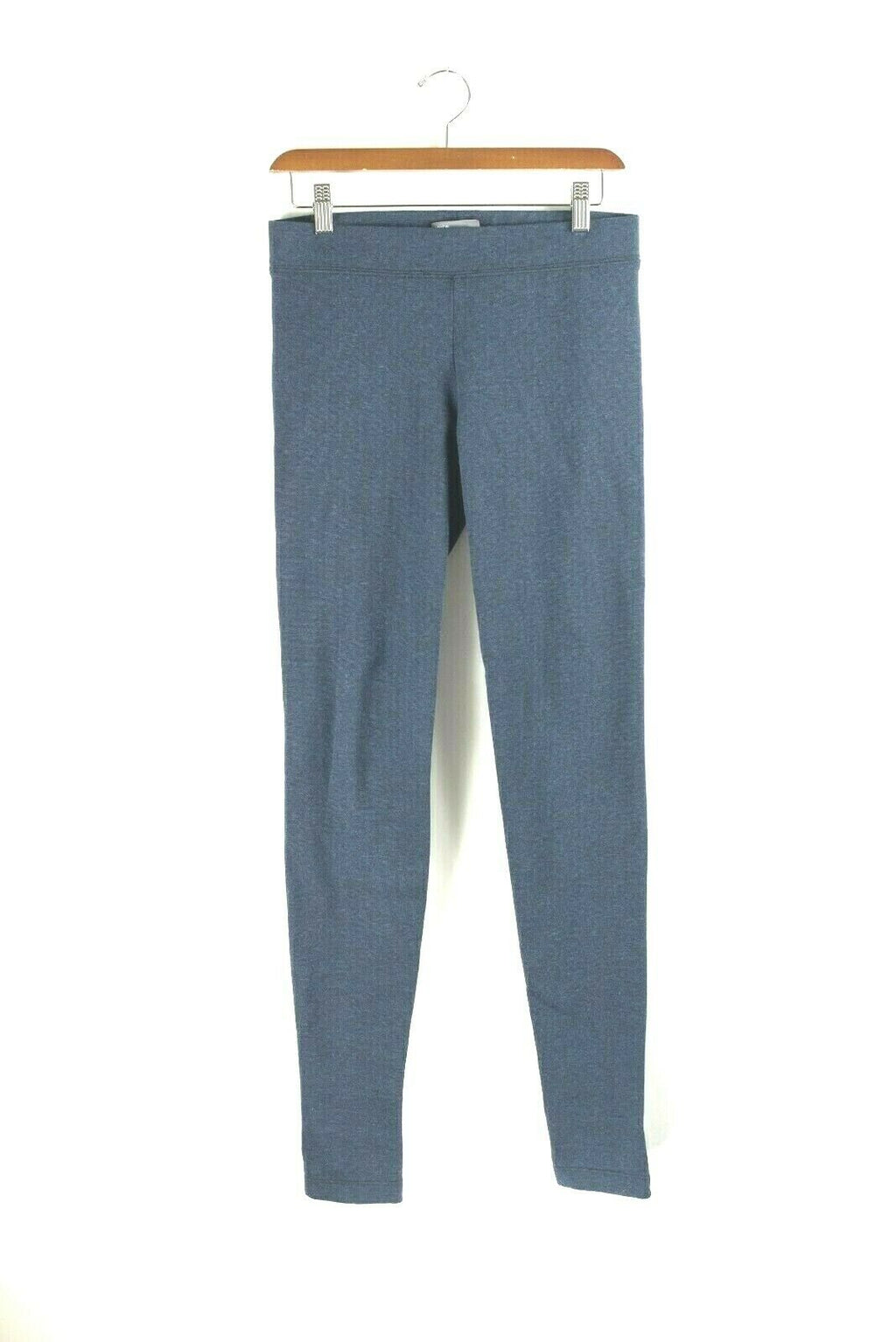Vince Womens Size Small Blue Leggings Super Stretch Pull On Skinny Ankle Pants