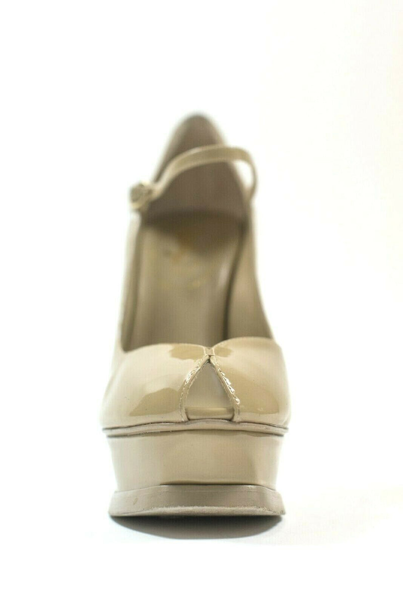 YSL Tribute Mary Jane Pumps Size 37