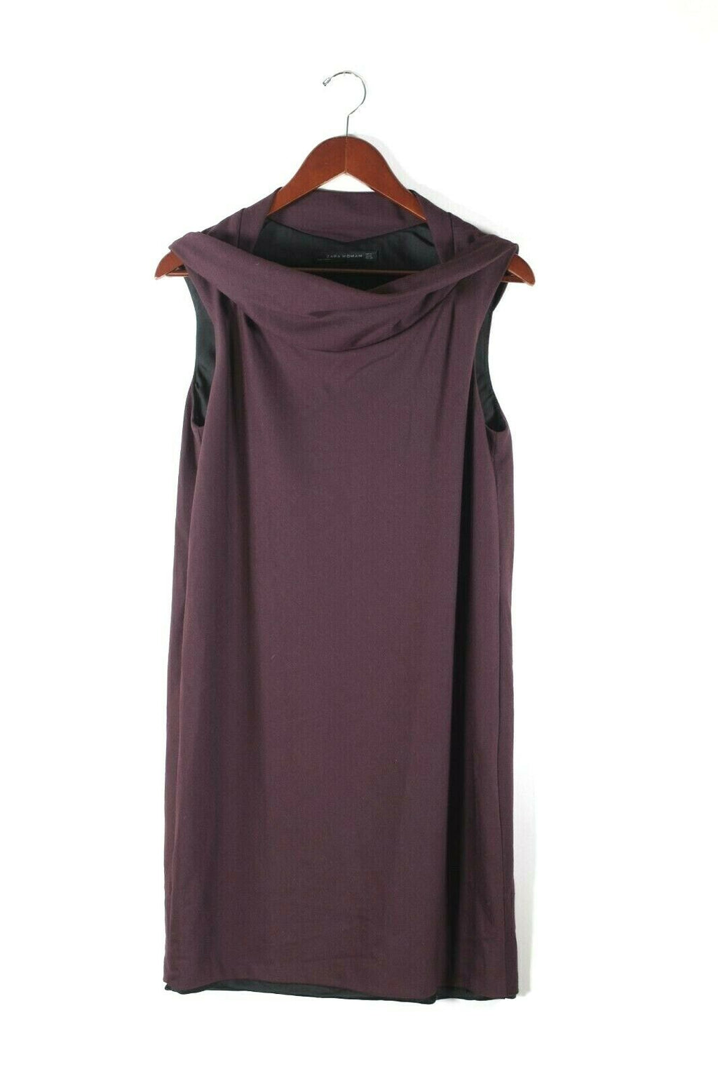 Zara Medium Burgundy Dress