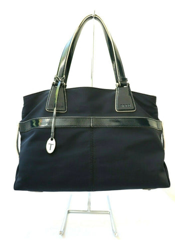 Christian Dior Granville Cannage Grey Hand Stitched Leather Tote