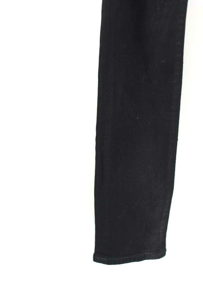 Citizens Of Humanity Womens Size 28 Black Jeans High Rise Skinny Rocket Denim