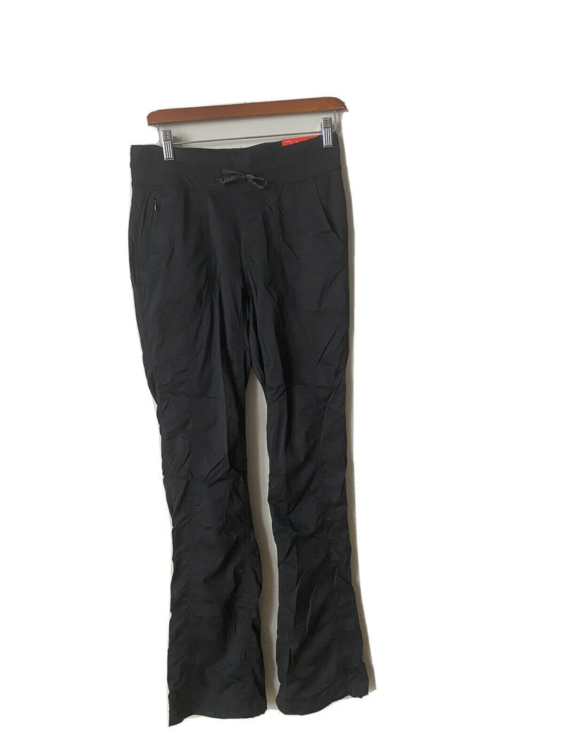 The North Face Women's Small Black Aphrodite Pants Pull On Athletic Pocket NWT