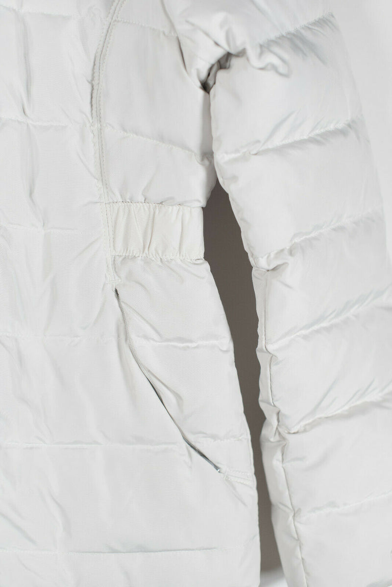 The North Face Medium White Gotham Jacket