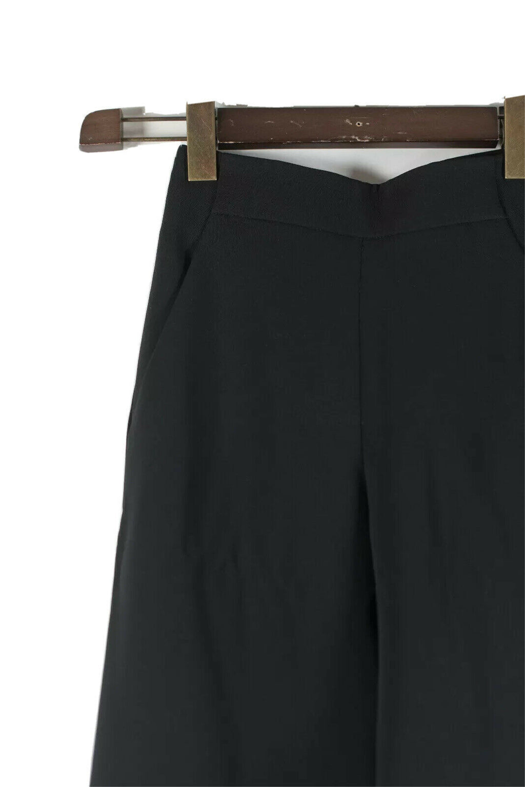 Aritzia Wilfred Womens Size 00 Black Halley Pants