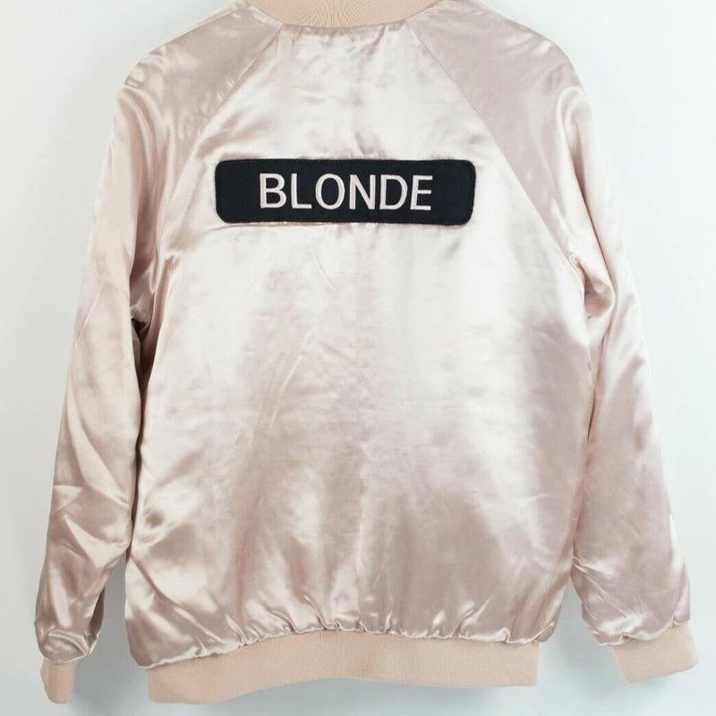 Brunette The Label Bomber Jacket M/L