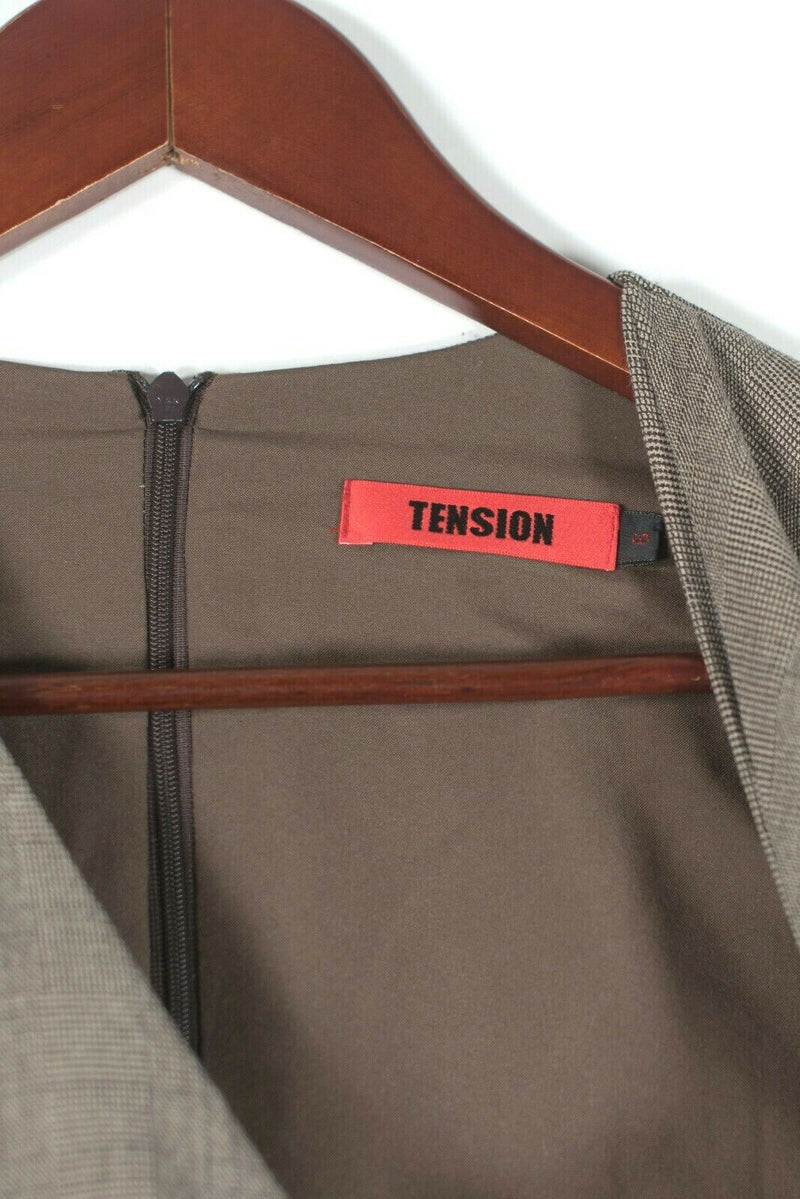 Tension Size 6 Brown Dress