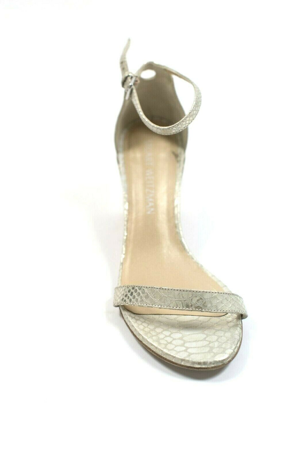 Stuart Weitzman Simple Heel Sandals Size 6.5