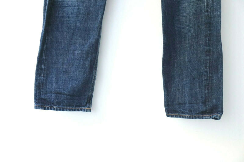 Rag & Bone Womens Size 27 Blue Slim Boyfriend Jeans