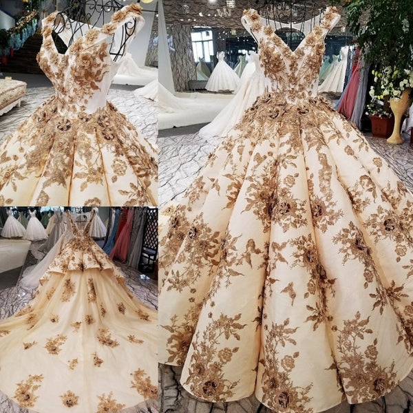 Colored Wedding Dresses for 2018