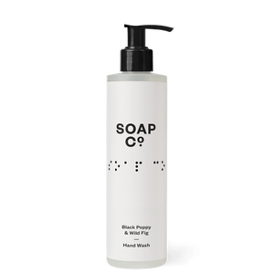 Black Poppy & Wild Fig Hand Wash - 300ml