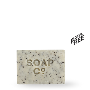 Black Poppy & Wild Fig Bar Soap 125g