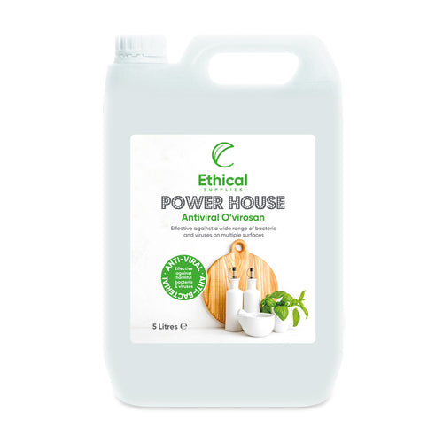 Power House Anti Viral Cleaner & Sanitiser 5 Litre Bottle
