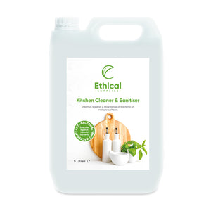 Ethical Supplies Kitchen Cleaner & Sanitiser
