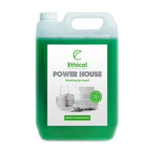 Power House Washing Up Liquid - 5 Litre