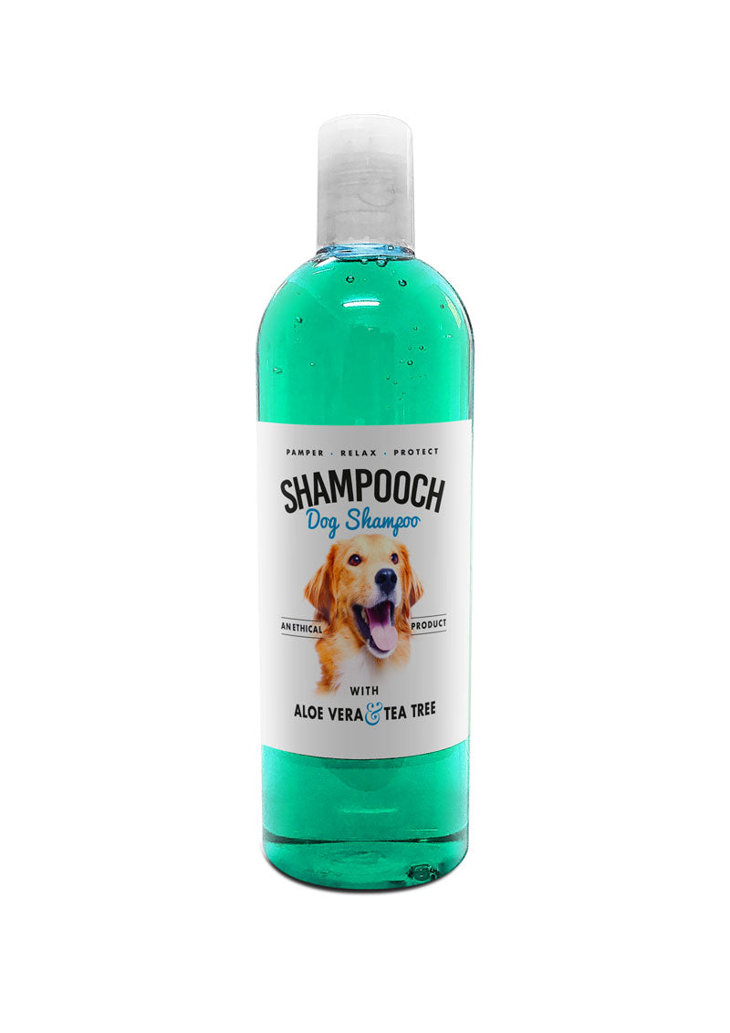 Shampooch - 500ml - Aloe Vera & Tea Tree