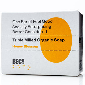 BECO - Triple Milled Organic Soap