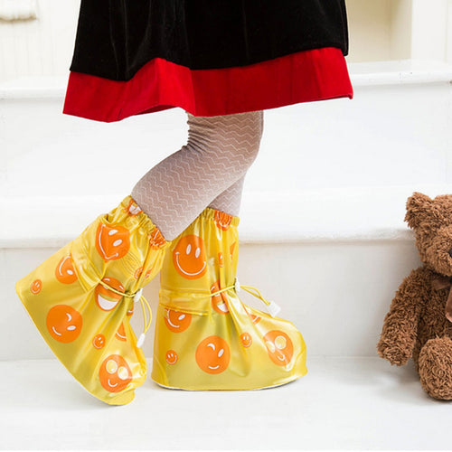 Children's Waterproof Shoe Cover Reusable and Non-slip