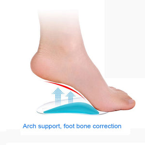 Orthotic Insoles for Children Shoes Flatfoot Corrector