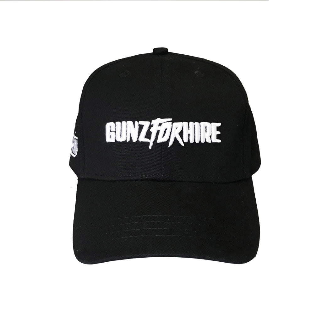 Gunz for Hire - Basic Basecall Cap