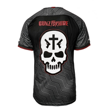 Load image into Gallery viewer, Gunz for Hire - Blood Brothers Football Shirt