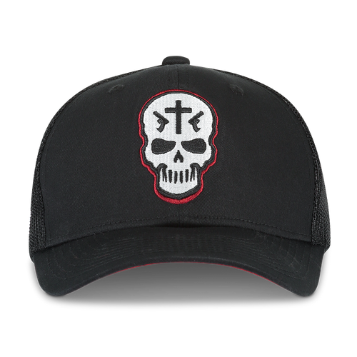 Gunz for Hire - Blood Brother Premium Skull Cap