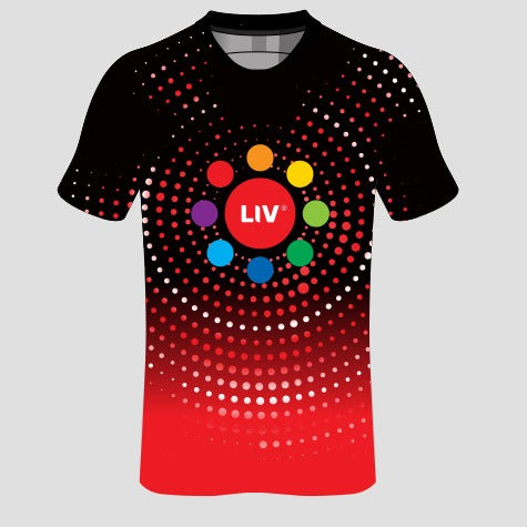 LIV Supporters Jersey - LIV Creative
