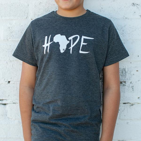 Big Boys Hope Crew Neck Tee - LIV Creative