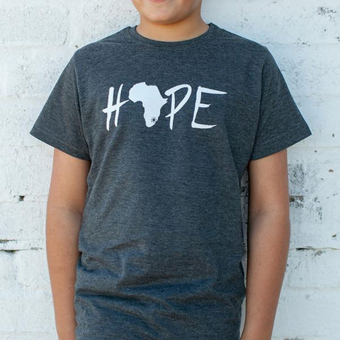 Big Boys Hope Crew Neck Tee