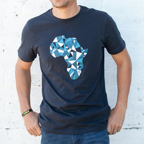 S/S Crew Neck Tee, Midnight Navy, 100% Cotton Slub