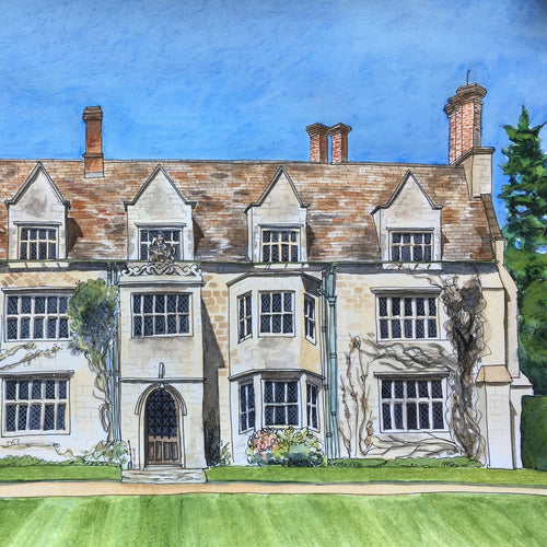 Anglesey Abbey (Print)