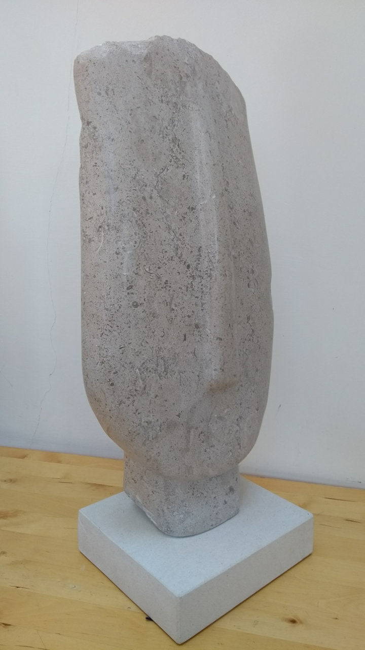 Large Cycladic Head