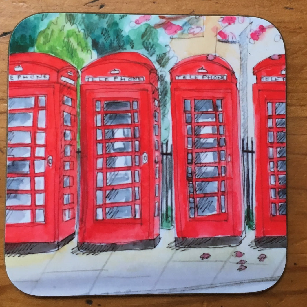 Coaster - Phone Boxes