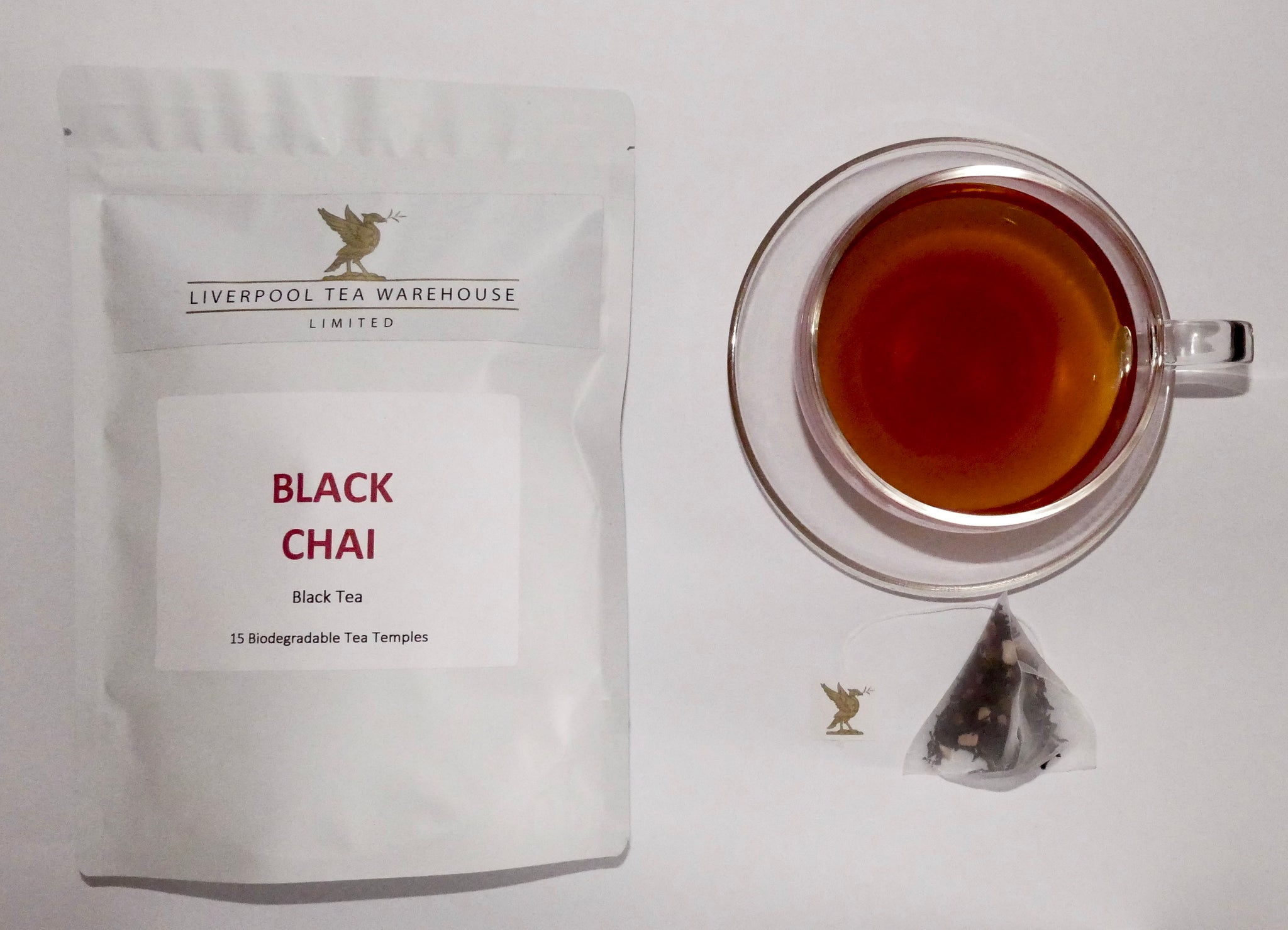 Black Chai Tea Temples