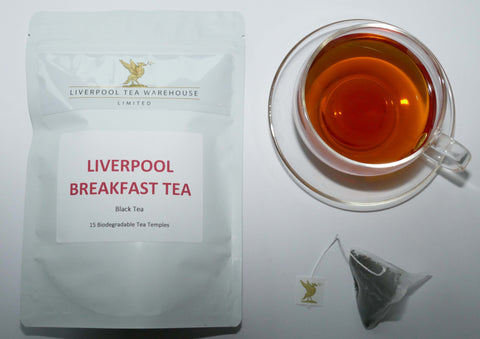 Liverpool Breakfast Tea Temples