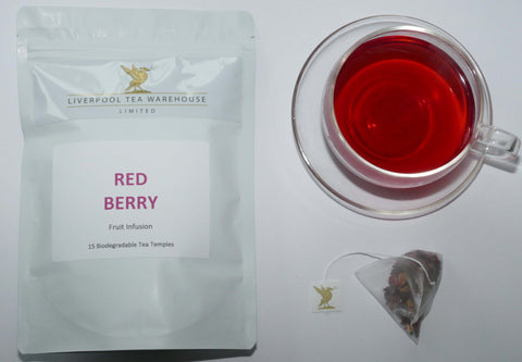 Red Berry Temples