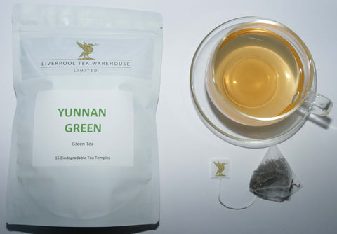 Yunnan Green Tea Temples