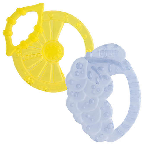 Chicco Teether: Relax Soft - Assorted