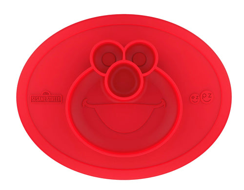 EZPZ Elmo Suction Plate Ltd Ed