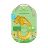 Green Sprouts Cooling Teether - Yellow Squash - 3mo+