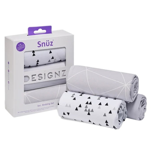 Edwards & Co. SnüzPod 3pc Crib Bedding Set