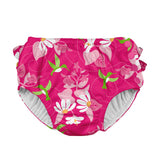 iPlay Ruffle Snap Reusable Absorbent Swim Nappy