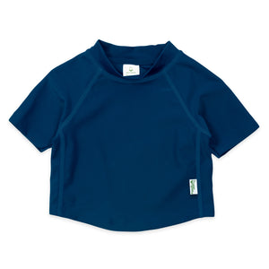 iPlay Short Sleeve Rashguard Shirt - Navy