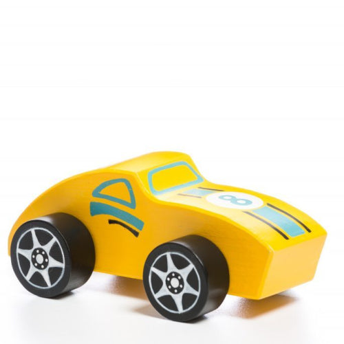 Cubika Wooden Sport Car LM-4