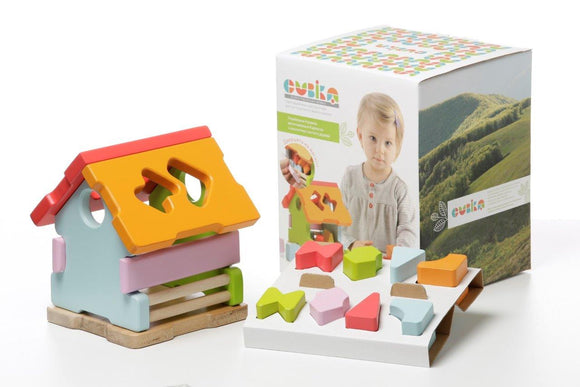 Cubika Find the Shape House LS-1